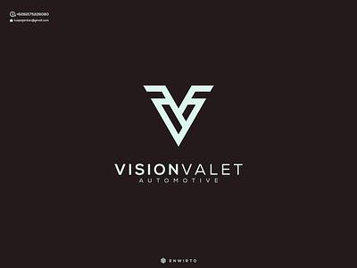 VV Concept Logo Design web typography app branding minimal design logo logo lettering vector design icon vv