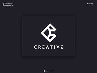 Letter C Logo logo design desigb logo motion graphics animation letter monogram branding illustration minimal logo design logo lettering vector design icon creatif