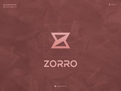 ZWRRO LOGO illustration minimal design logo lettering vector motion graphics branding graphic design animation design icon monogram letter logos logo zerro
