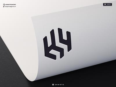 H4 Monogram Logo branding illustration minimal design logo vector lettering design icon monogram letter logos logo h4