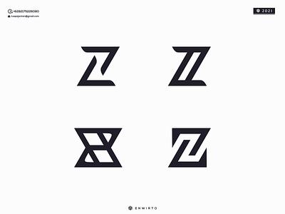 Z Monogram Logo branding illustration minimal vector lettering design logo logo design design icon monogram letter logos logo z