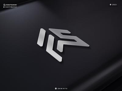 FS Monogram Logo branding illustration minimal design logo vector icon design lettering monogram letter logos logo fs