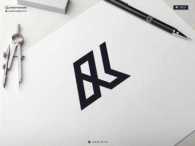 AK Monogram Logo letter monogram branding illustration minimal vector design logo lettering icon designer design logos logo ak
