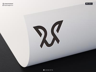 V Monogram Logo branding illustration minimal vector design logo lettering monogram letter design icon logos logo nice cool v logo