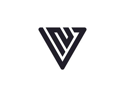 VN Monogram logo design web app branding logo vector minimal lettering icon design logo design