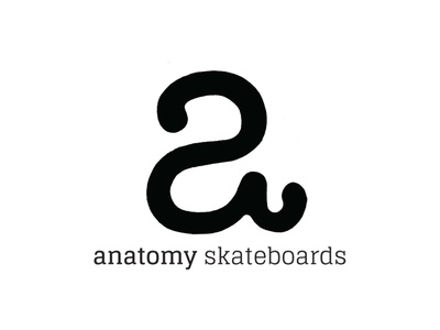 Anatomy Skateboards Logo