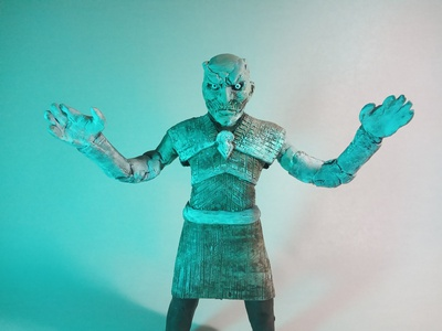 Plasticine Game of Thrones - Night King