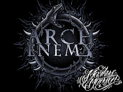 Arch Enemy Suicide Snake