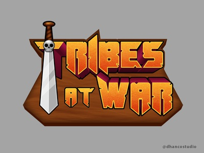 Tribes at War logo