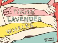 Those Lavender Whales Album Cover