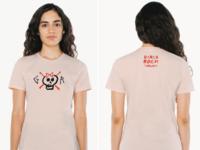 Girlsrockcola tshirts