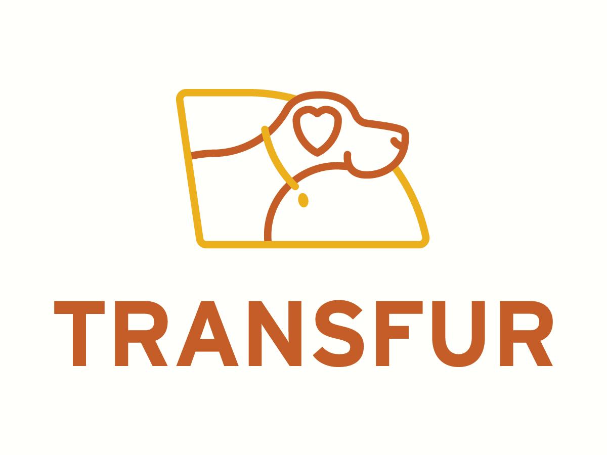 Rp dribbble transfur logo