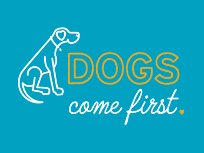 Dogs Come First Type Treatment