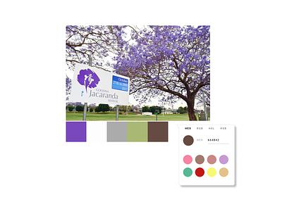 Color Picker/Image Pallet color figma ui ux design