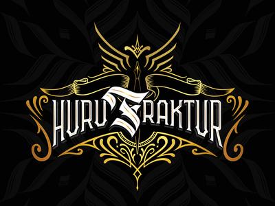 Hurufraktur New Logo