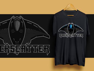 Backscatter T-Shirt Design