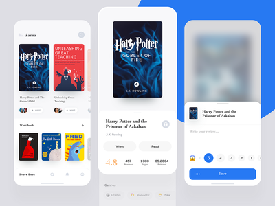 Share Book account book application mobile ios user interface user clean app design ux ui