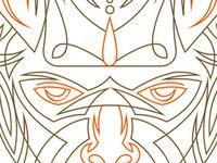 Greenlantern Face 1
