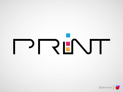 Printshop logo