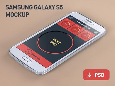 Samsung Galaxy S5 mockup samsung galaxy s5 mockup psd