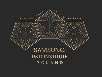 """Samsung means """"Three Stars"""" illustration logo samsung"""