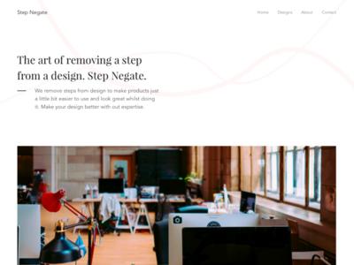 Step Negate - Intro