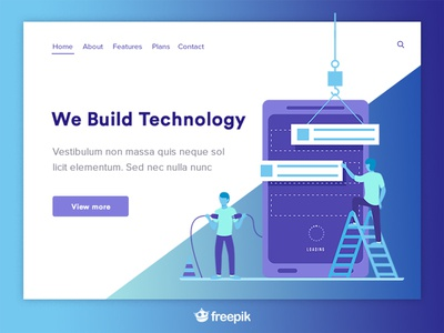 Do you need inspiration? Check out this new landing page!