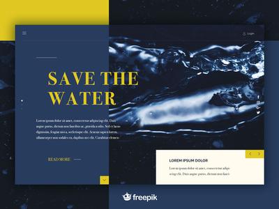 Water website