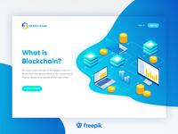 Blockchain Web Inspiration