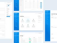 Dashboard User Interface user interface ux application dashboard ui ui design dashboard