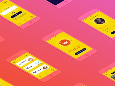 Mobile App  apps website graphic design ux ui app mobileapp