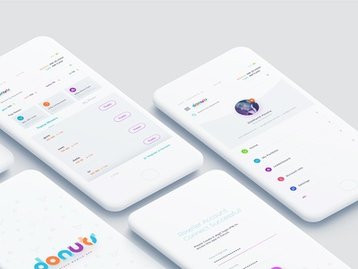 Mobile App Design iphone app photoshop interface ios dashboard android ux ui mobile app