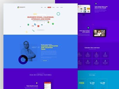 Landing Page layout graphic webdesign onepage landingpage website homepage
