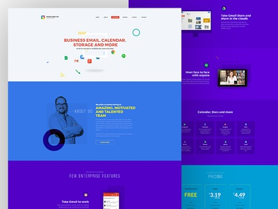 Landing Page layout graphic webdesign onepage landingpage website homepage