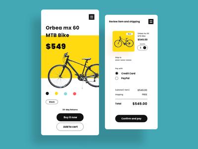 Bike Shop App