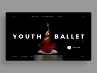 Ballet School Website
