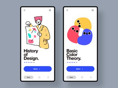Design Masterclass App