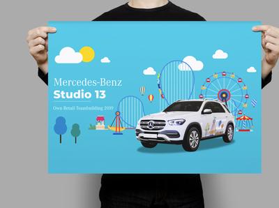 Mercedes Benz banner