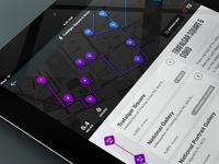 Walk Detail on iPad