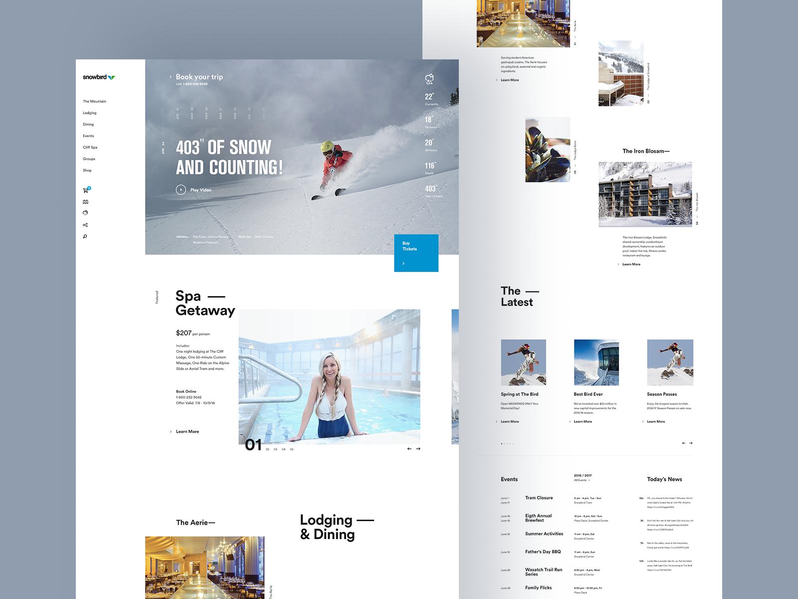01 snowbird home page