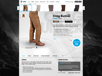 02 product detail page