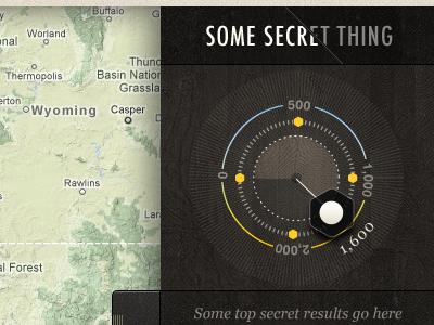 Some secret thing