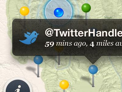 Tweet bubble