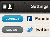 (Retina) Updated share settings