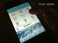 Snowbird Mobile Site Prototype
