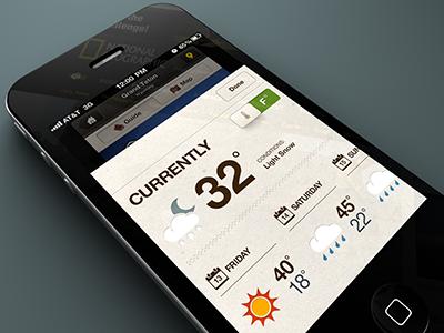 Tweaking the renders rally interactive app mobile interface design ui ux