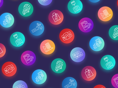 Icons for different Magento 2 extensions