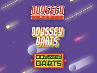 Odyssey Dart Logo Design