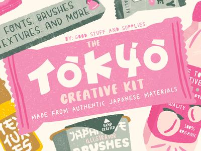 The Tokyo Creative Kit