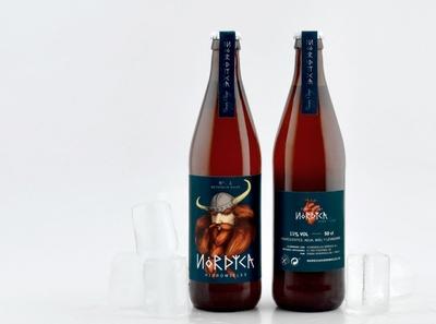 Nórdica Mead Label